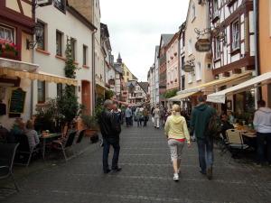 More street scenes in Bernkastel